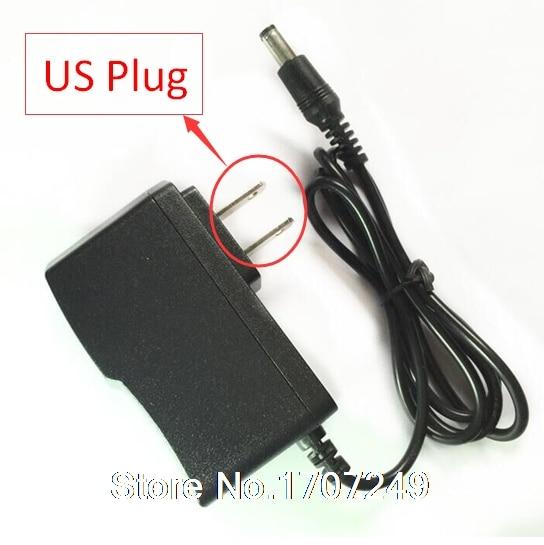 AC 100V-240V Converter Adapter DC 9V 1A Power Supply US Plug DC 5.5mm x 2.1mm 1000mA  Power Adapter