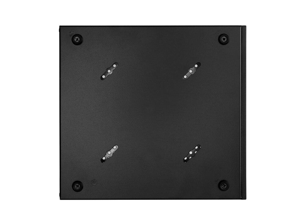 Realan SECC Black Mini ITX դեպքեր Պատվերով - Համակարգչային բաղադրիչներ - Լուսանկար 4