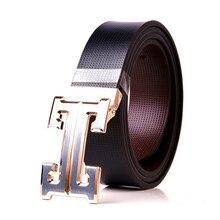 Brand CSUAL mens belts Fashion Luxury Belts For Man H Buckle Strap Male Original Casual Jeans Belt ceinture homme luxury TY