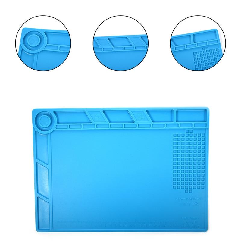 s140 35x25 см теплоизоляция силиконовый коврик