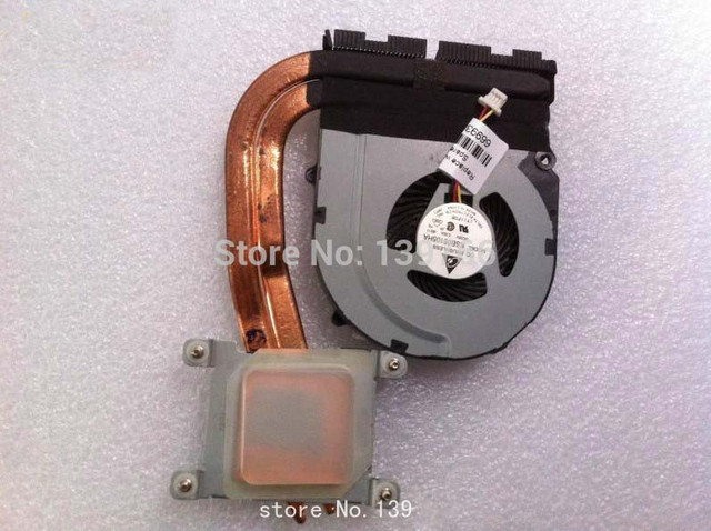 669935-001 cooler for HP pavilion dm4 dm4-3000 cooling heatsink with fan radiator free shipping