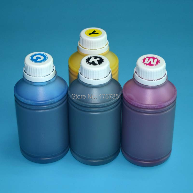 4 color 500ml t7881 t7881-t7884 refill pigment ink for Epson wf-4630 wf-4640 wf-5110 wf-5190 wf-5620 wf-5690 printer refill inkjet cartridges european area t27 xl for epson wf3620dwf wf 3620 wf3620 wf3621dwf wf 640dtwf wf 3640 wf3640 wf 3640