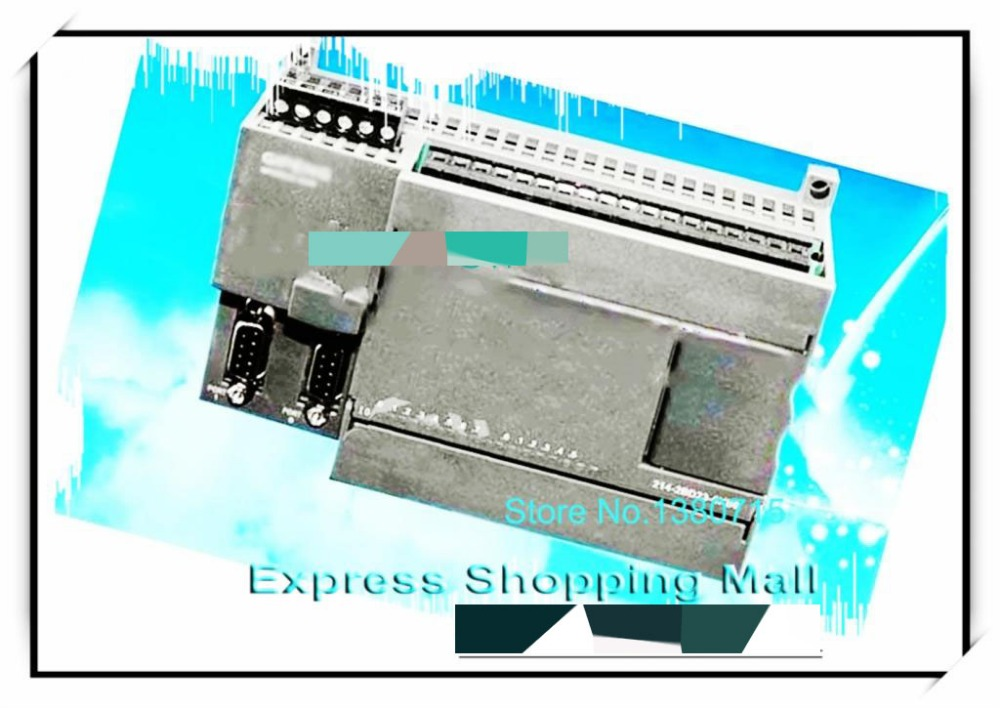 New Original 14 input 10 transistor output PLC CPU224TXP-24 replace S7-200 6ES7214-2AD23-0XB0 support original expansion module original simatic s7 1200 6es7232 4hb32 0xb0 analog output 6es72324hb320xb0 plc module 6es7 232 4hb32 0xb0