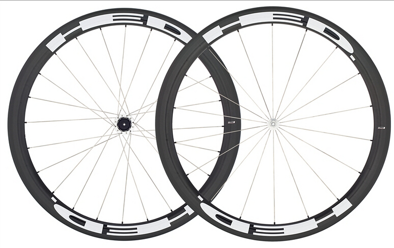carbon wheels 700C 50mm 23mm width road carbon clincher tubular wheel T800 carbon bicycle wheelset free shipping full carbon wheels road bicycle wheelset carbon 38 50 60 88mm clincher tubular wheel