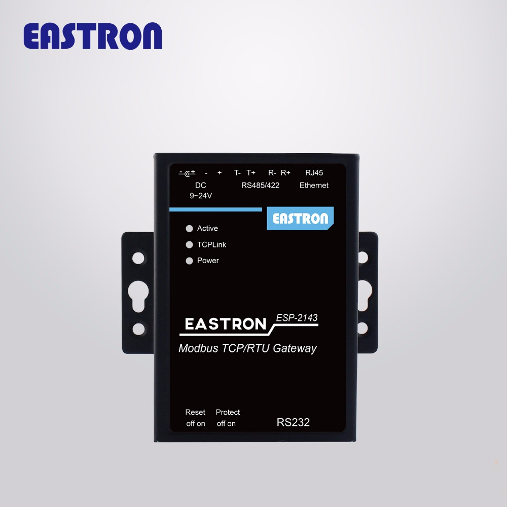 Eastron Esp 2143 Rs232 Rs485 Rs422 To Ethernet Rj45 Converter Modbus Wiring Diagram Rtu Tcp Gateway Baud Rate Multi Host Converte Seiral Devic In Connectors From Lights