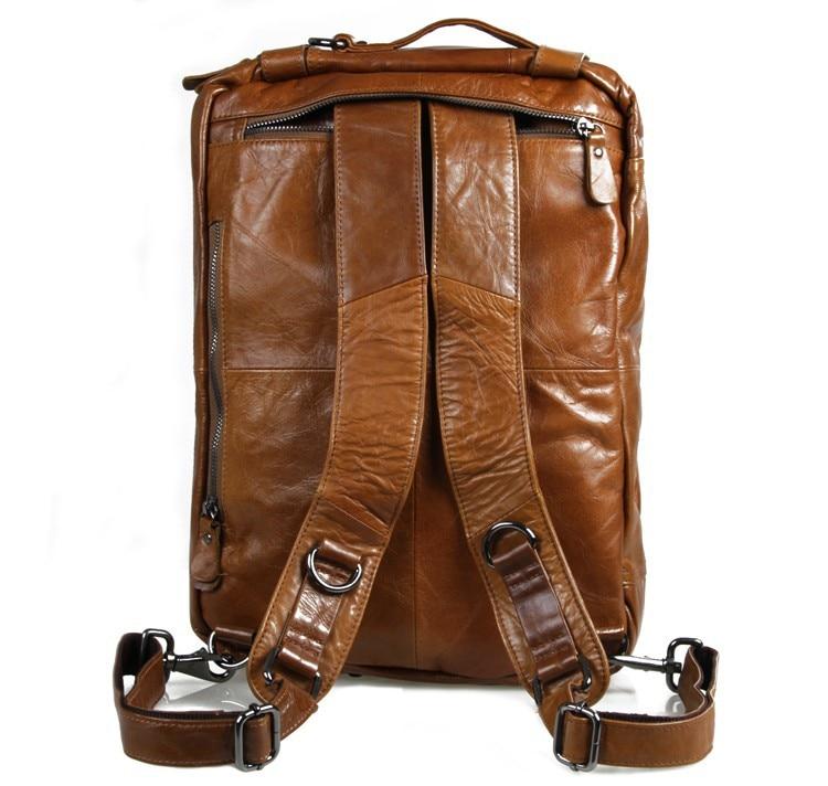 Жоғары сапалы көп функциялы Vintage 100% - Багаж және саяхат сөмкелері - фото 3