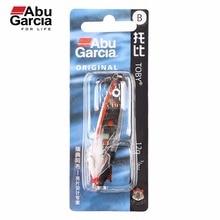 100% Original Abu Garcia Brand Toby Spoon Bait Artificial Bait Fishing Lure with Treble Hook 7g 10g 12g 18g