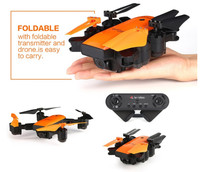 Foldable IDEA7 RC Drone With GPS And 720P Wide Angle camera Altitude Hold Headless One Key Return follow model toys