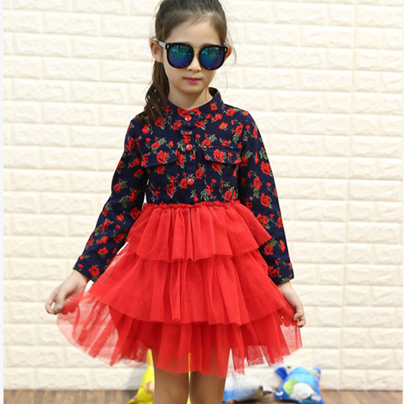 Compare Prices on Little Girls Fall Dresses- Online Shopping/Buy ...