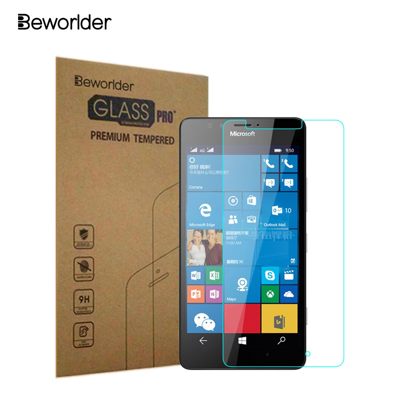Tempered Glass For Microsoft Lumia 640 Ps