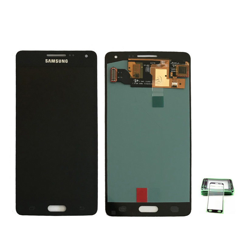 100% tested ORIGINAL Super Amoled For Samsung Galaxy A5 2015 A500 A500F A500M LCD Display + Touch Screen Digitizer Assembly