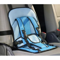 Multifunctional Baby Child Car Safety Harness Portable Baby Safety Seat Cover Strap Adjustable Protect Children Seat