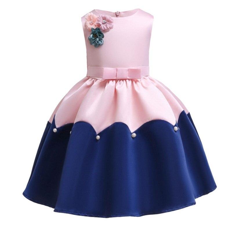 d857f46cdd1 Детское платье-пачка принцессы для девочек