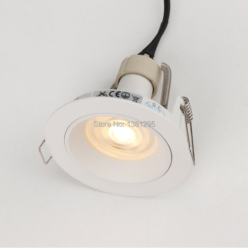 Gu10 Recessed Light Fixture Led