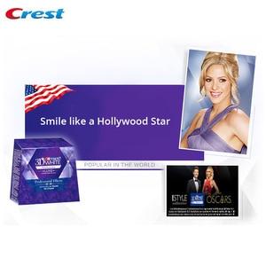 Image 2 - Kit de blanqueamiento de dientes con efectos profesionales en blanco 3D, elimina 14 años de manchas de esmalte seguro