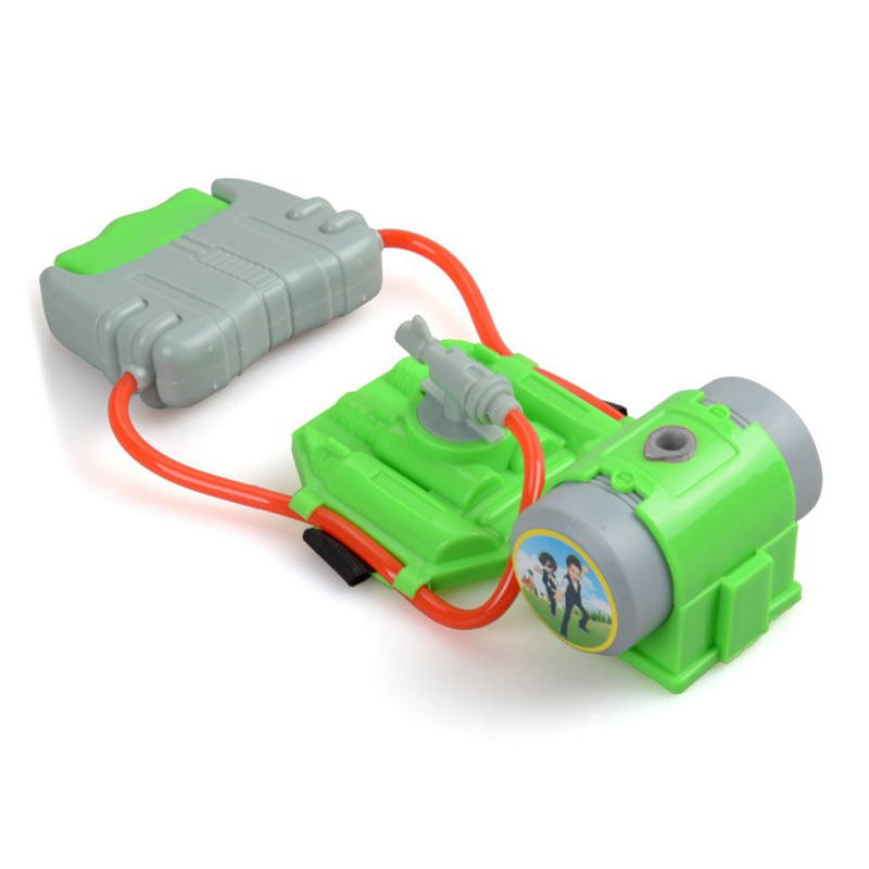5M Range Wrist Water Blaster Plastic Children Kids Outdoor Sprinkling Toy For Swimming Pool Beach FJ88