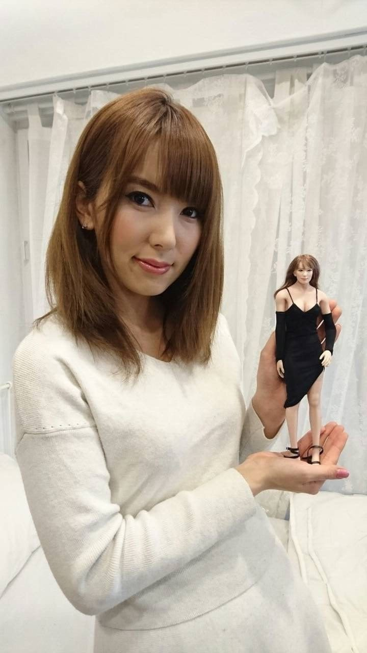 Online Shop 3d Member X Phicen Seamless Female Body Hatano Yui 1 6 Figure Aliexpress Mobile