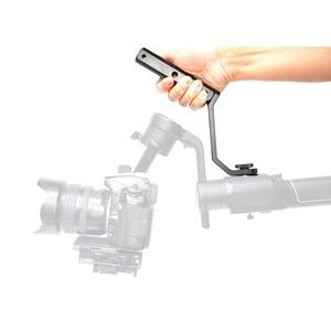 """Image 4 - กลับแบบพกพาขยายแขนยึด 1/4 """"สกรูสำหรับMOZA Air2 Gimbalสำหรับกล้องวิดีโออุปกรณ์เสริมMic"""