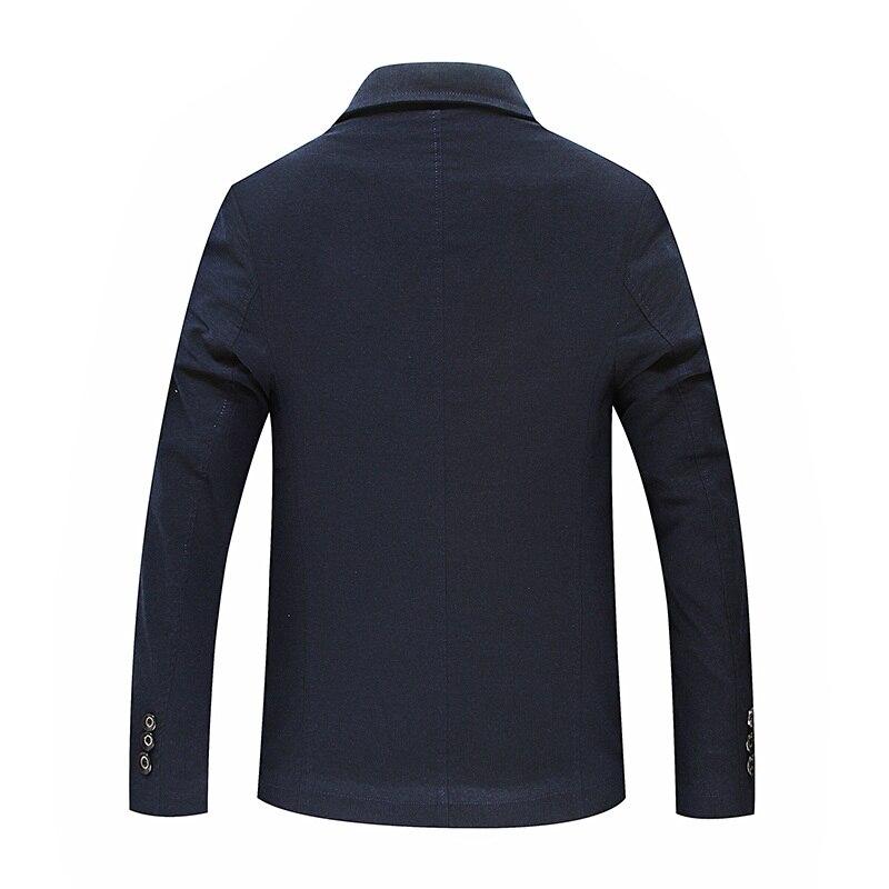 khaki hommes 2017 f te marque slim veste tendance coton. Black Bedroom Furniture Sets. Home Design Ideas