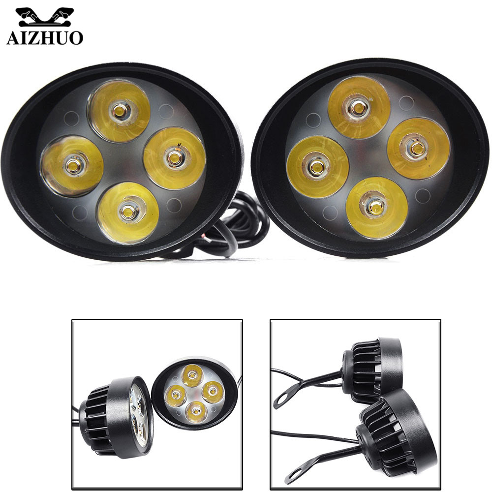 Motorcycle Turn Signal Light For DUCATI 1098 1198 749 848 999 Flexible LED Turn Signals Indicators Universal Blinkers Flashers