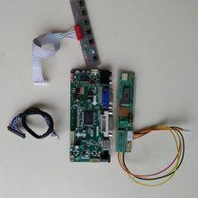 Kit for B141EW04 V4 1280X800 Screen Driver Controller board Display Panel VGA Signal 30pin DVI HDMI