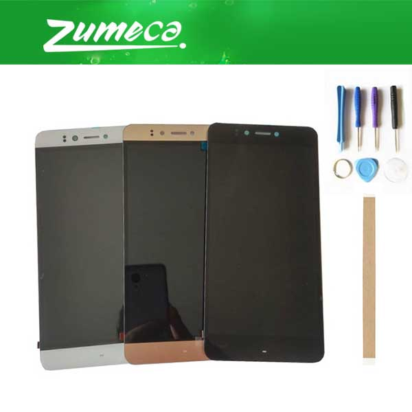 High Quality 5.0 Inch For Prestigio Muze A7 PSP 7530 Duo PSP7530Duo PSP7530 LCD Display+Touch Screen Digitizer+Tape&Tool 4 Color image