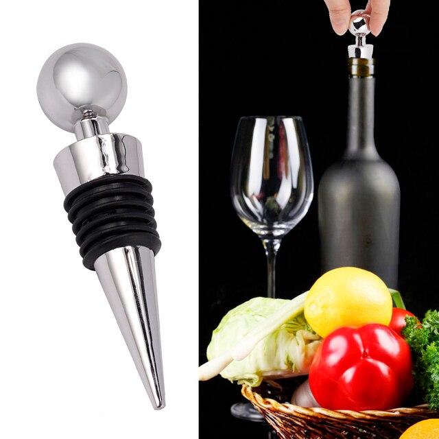 Новый пробка для винной бутылки хранения твист Кепки Plug многоразовый Вакуумный Герметичный P31