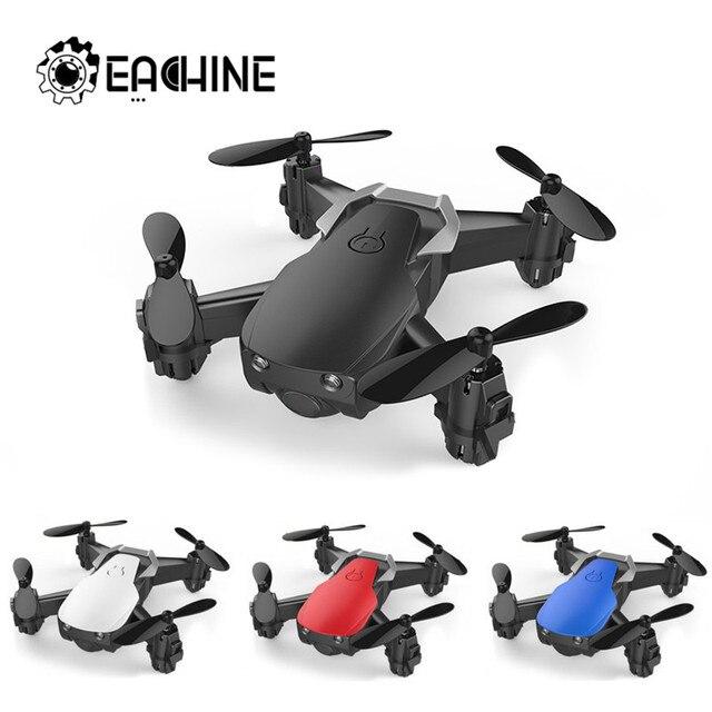 Eachine E61/E61hw מיני Drone עם/ללא HD מצלמה גובה להחזיק מצב RC Quadcopter RTF WiFi FPV מתקפל מסוק VS S9HW T10