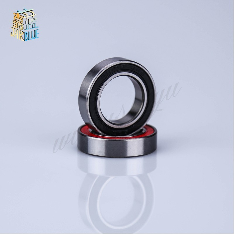 Free Shipping 2pcs 30*42*7mm 61806 2rs Si3n4 Ceramic Ball Bearing Rubber Sealed Bb30 Hubs -2rs 30x42x7mm
