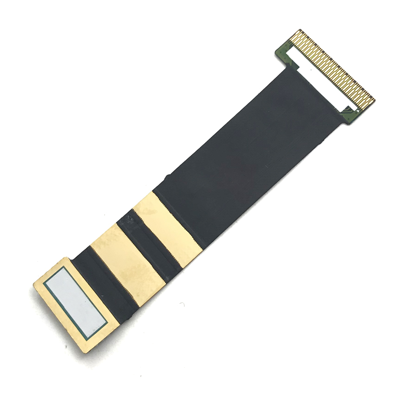 New High Quality Compatible For Samsung GT C3050 GT-3050 3052 LCD Display Connector Flex Cable Motherboard Parts