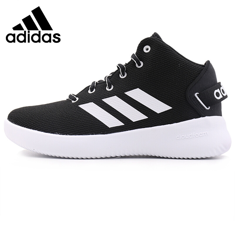 Original New Arrival  Adidas Neo Label CF REFRESH MID Women's Skateboarding Shoes Sneakers