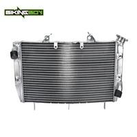 BIKINGBOY Street Bike Aluminium Alloy Core Engine Radiator Cooler Cooling New Set For Yamaha YZF R6 600 2006 2007 06 07