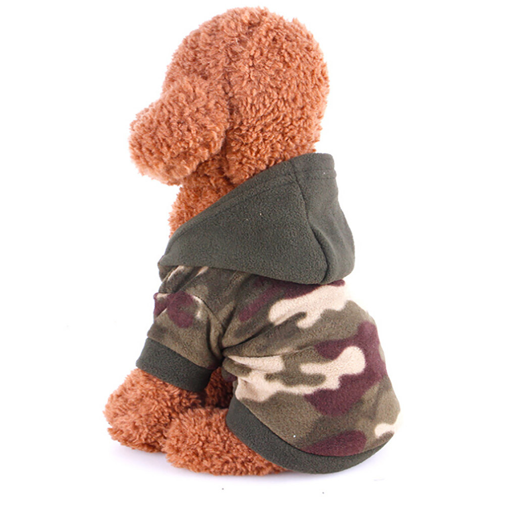 Dog Clothes For Small Dogs Pet Products Clothing High Quality Dog Pet Clothes Hoodie Warm Sweater Puppy Coat Apparel