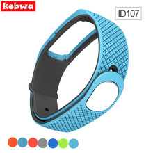 ID107 Smart Bracelet Smart Band Strap Replacement Watchbands Silicone Belt Wearable Devices Accessories for ID 107 Smartband