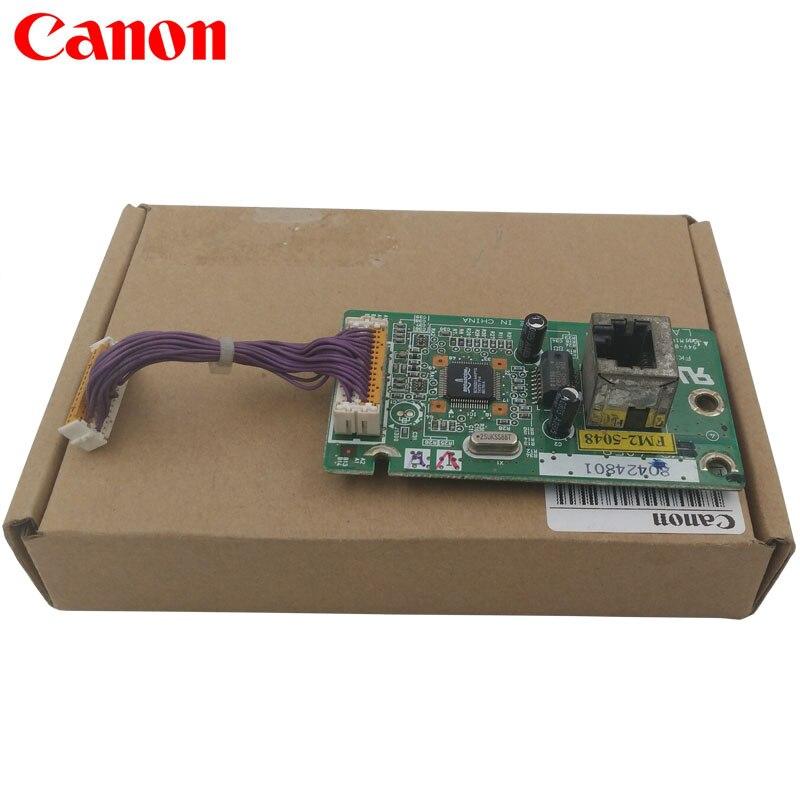 Used network i/f bord pcb assembry Network IF Board Canon imageRUNNER 1022 1021 1025 1024 1023 MF 6530 6550 6560 6580 FM2-5048 компас с термометром автомобильный сима ленд black 3130955