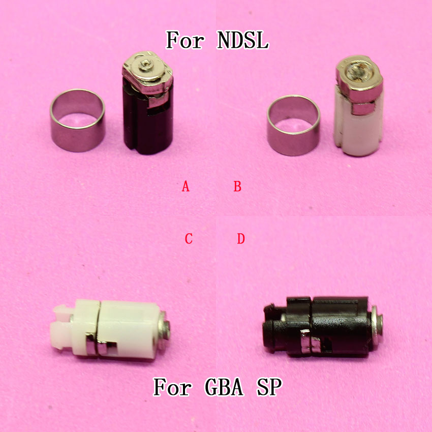Brand New Hinge Axle Repair Parts For Nintendo DS Lite NDSL/ For Gameboy Advance SP GBA SP