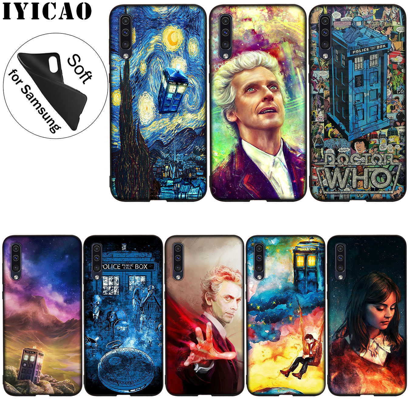 Phone Bags & Cases Lavaza Tardis Box Doctor Who Case For Samsung Galaxy A10 A30 A40 A50 A70 M10 M20 M30 Fitted Cases