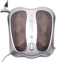Superman High quality ABS electric infrared foot massager shiatsu foot massage roller