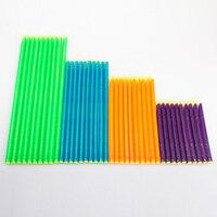 Lagerung tasche zip versiegelung Kälte werkzeuge und ausrüstung Lebensmittel tasche dicht clip stick Frische sperre Viariety packing125-285mm 80 stücke