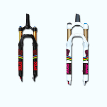 2016 FOX34 factory WORLD CUP fork Sticker MTB Mountain bike bicycle FOX 34 front fork frame protection vinyl replacement Decals