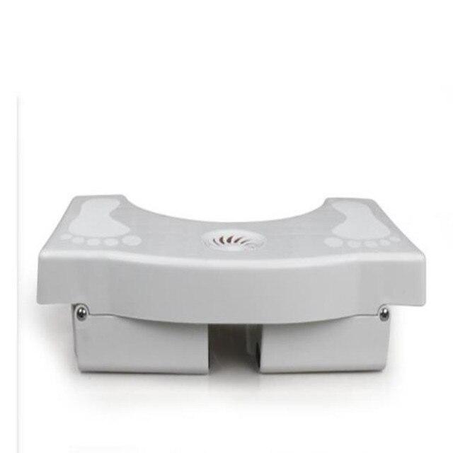 Bathroom Anti Constipation For Kids Foldable Plastic Footstool Squatting Stool Toilet