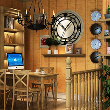 Southeast Asian Style Wallpaper Grass Living Room Bedroom Sofa TV Background Wall Paper Roll wallpaper 3d southeast asian style wooden boat 3d wallpaper mural balcony living room decoration background