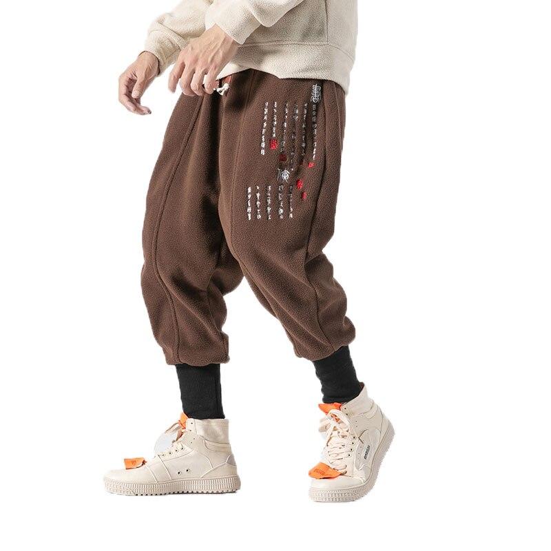 Men Joggers 2018 Pants Men Brand Clothing Autumn Pants Elastic Male Trousers hip hop Harem pants men sweatpants pantalon hombre