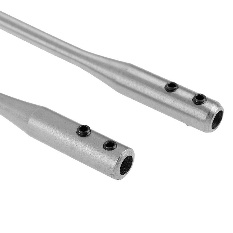 "Extension Bar Set 6/"" 12/"" Hex Key Drill Bit Extension Bar Paddle Bits xlNMUKSPJO"