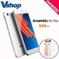 Оригинал HAWEEL H1 Pro 4 Г LTE Android 6.0 1 ГБ RAM 8 ГБ ROM MTK6735 Quad Core 1.2 ГГц 5.0 дюймов 720 P Dual SIM Мобильный телефон