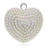 심장 디자인 모조 다이아몬드 페르시 여성 웨딩