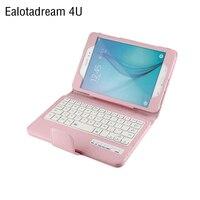 Slim Flip For Samsung Galaxy Tab A 8 0 T350 Keyboard Bluetooth Bracket Stand Case For