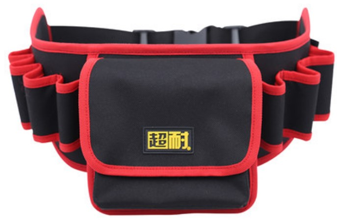 CAMMITEVER 61 15 17cm Multi functional Electrician Tools Bag Waist Pouch Belt Wrench Screwdriver Storage Holder Organizer in Tool Bags from Tools