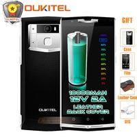 Original Oukitel K10000 Pro 4G LTE Android 7 0 Smartphone 10000mAh Octa Core 5 5 FHD