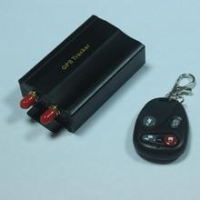 Perseguidor del GPS Apoya el control remoto, en Tiempo Real GSM/GPRS de Seguimiento de Vehículos GPS Rastreador 103